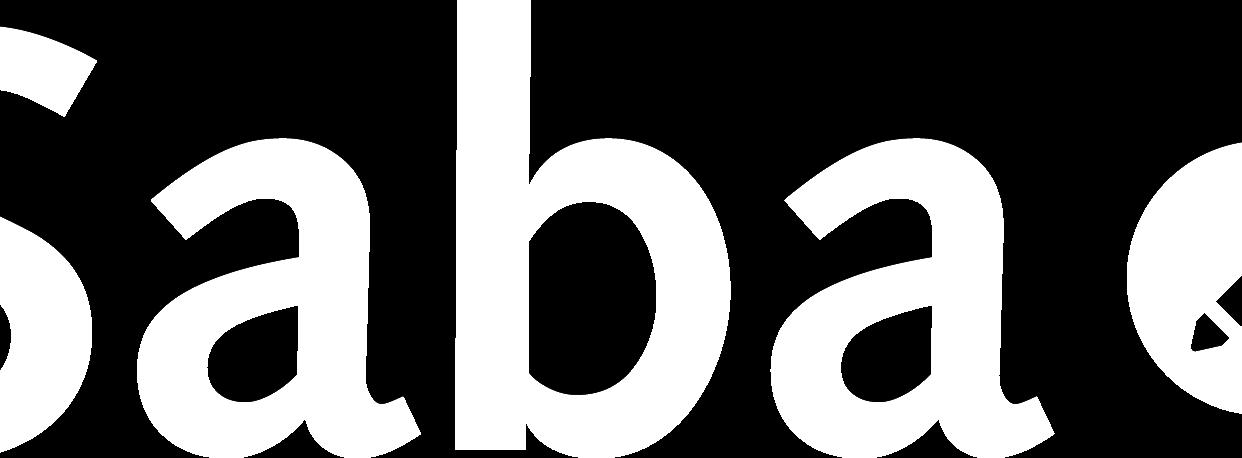 Saba – Tekst en Design